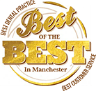 Best of the Best in Manchester logo