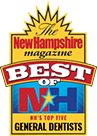 Best of New Hampshire Top Five logo