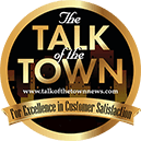 The Talk of the Town logo